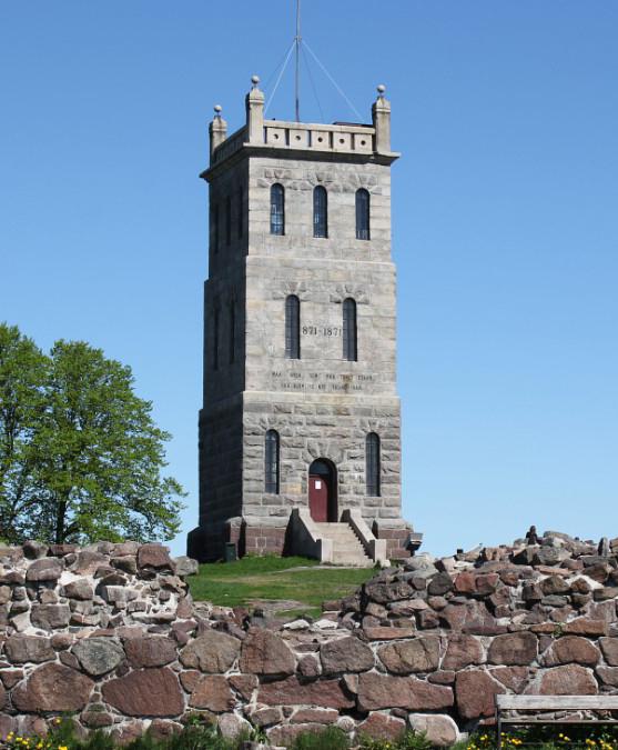 Tønsberg Medlab - Slottsfjellet